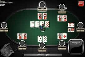 Online Poker Game(Java)