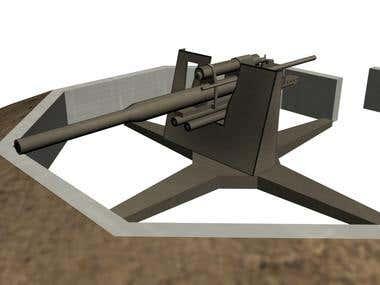 88 Flak cannon
