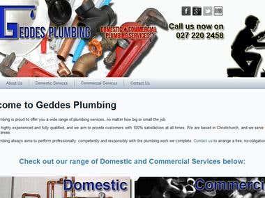 Geddes Plumbing