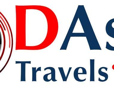 D Asia Travels_Logo Design