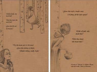 poesia di W. Blake