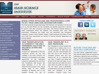 The Hair Science Institute