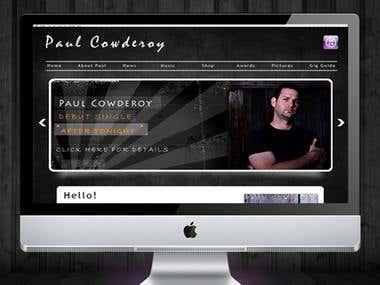 Paul Cowderoy