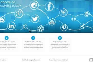 Blueberry Marketing Online