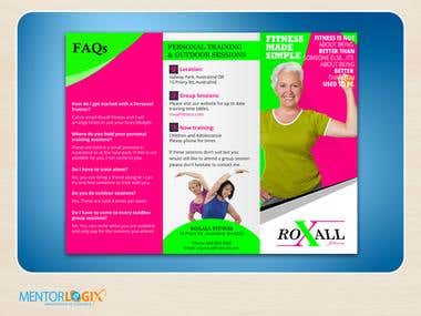 Flyer design, book covers and  ads banners