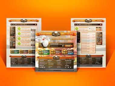 diseño web, sistemas delivery, app android, app ios,