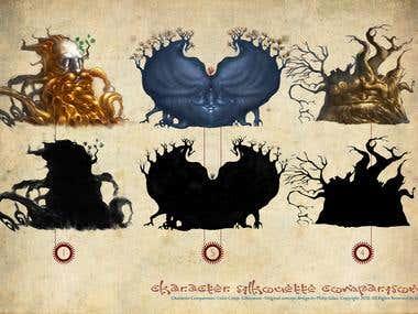 Illustration for Children\'s Book / Tv Series