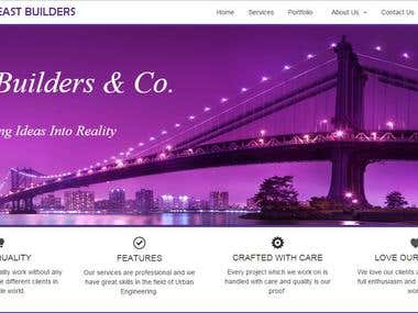 Urban builders website