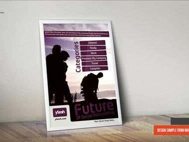 Flyer/Poster Design..