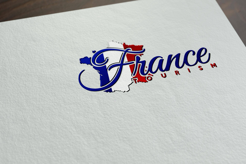 "WINNING LOGO for \""France Tourism\"""