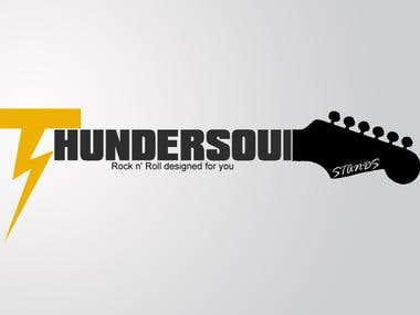Logo Design for Thundersoul