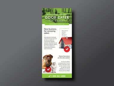 Odor-Eater Flyer