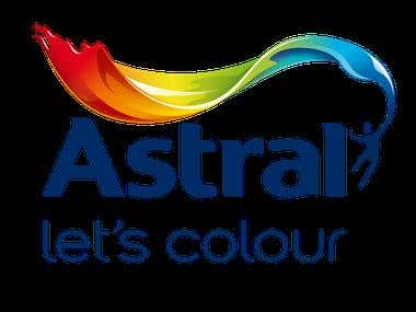 Conception logo  Astral