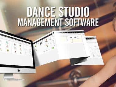 Dance Admin Pro - Corporate Identity & Social Media