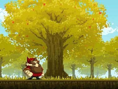 Pixel Art - Game