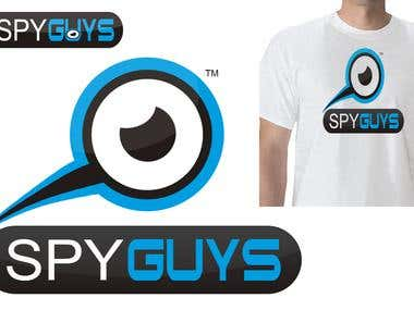 Logo Design for Spy Guys