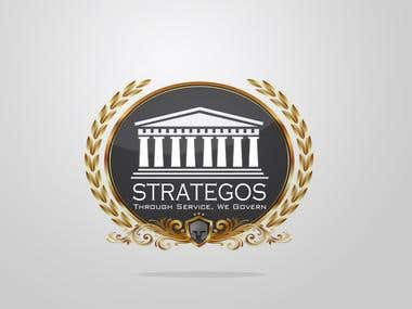 Logo Design for Strategos