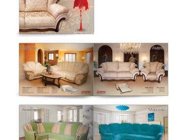 The catalog of furniture