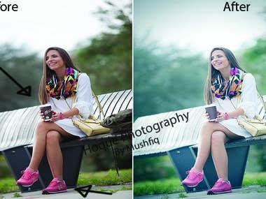 Object Remove & Photo Edit