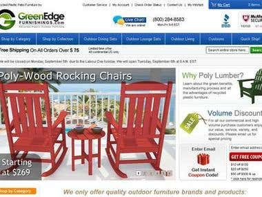 Green Edge Furnishings