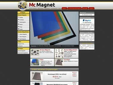 McMagnet.de - Online-Shop