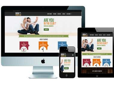 Woocommerce Based Subscription Website