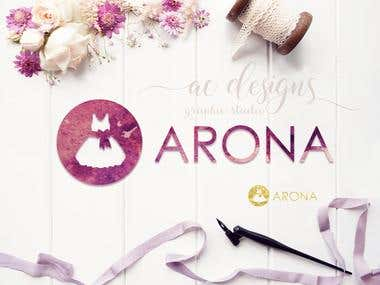 Girly Logo for Arona