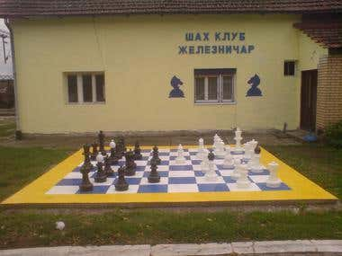 BLOG FOR A LOCAL CHESS CLUB