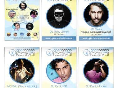 Open Beach Festival - Covers