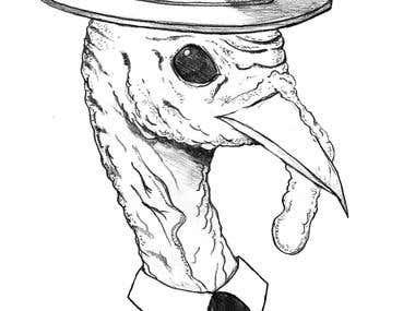 Mr. Fancy Turkey