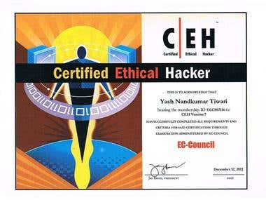 EC-Council Certified Ethical Hacker