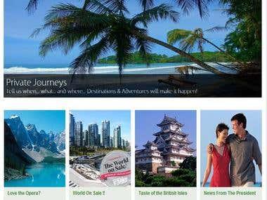 Website Design & Dvelopment