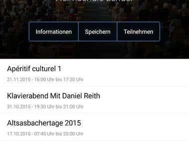 Altsasbacher App