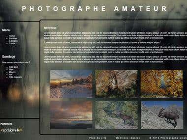 Photograph website