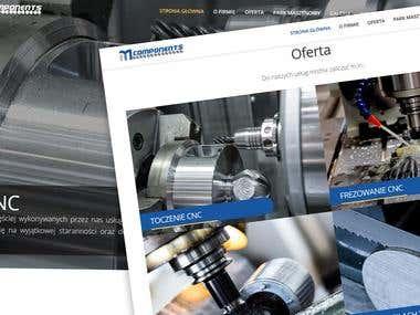 Website for steel turning