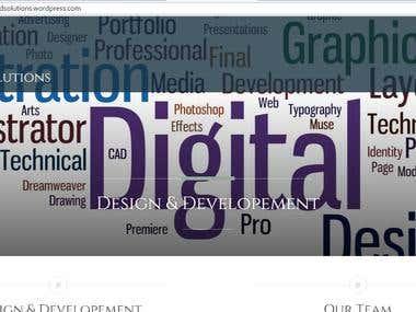 Wordpress Website Developement & Designing