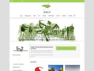 Golf Training Center Site