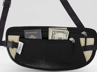Money Belt- 3D making.