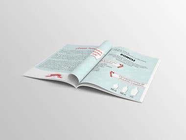 Brochure/Catalogue design