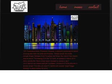 Tnt production website