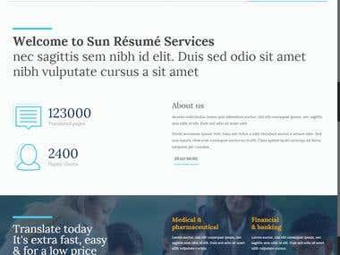 sunresume.com