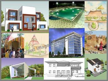 Designs by Architect - 2