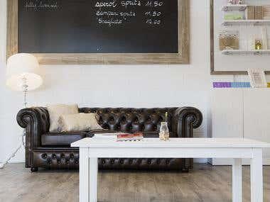 Restaurant interior design in Perth