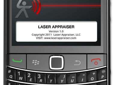 laser app