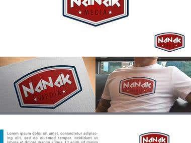 Logo Nanak Media