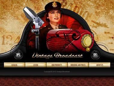 Vintage Broadcast