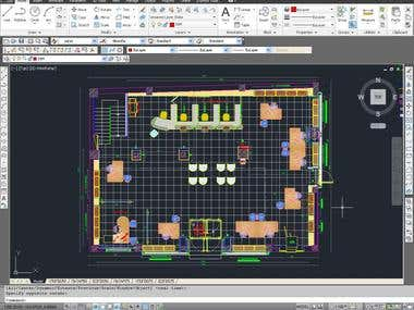 AutoCAD project