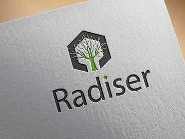 logo for Radiser