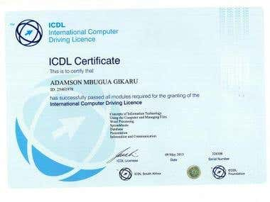 ICDL South Africa Certification