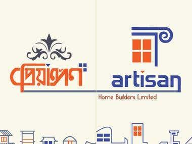 Business card we designed for artisan